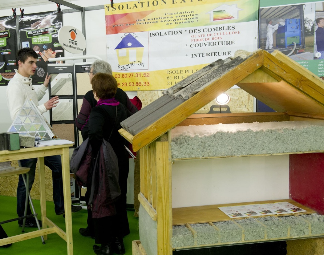 Dijon le salon de l 39 habitat sort du bois for Salon de l habitat dijon