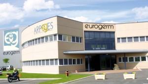 Arpèges, le centre de formation intégré d'Eurogerm, hébergera dans un premier temps Optitel.