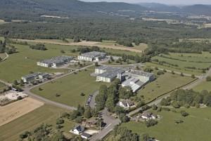 L'usine historique Delfingen d'Anteuil.