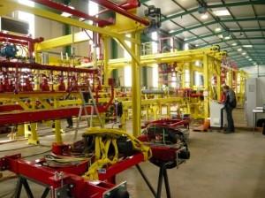 Tous les équipements que propose Cleia sont montés puis testés, avant d'être installés sur site, dans ses ateliers de Nolay (Côte-d'Or).