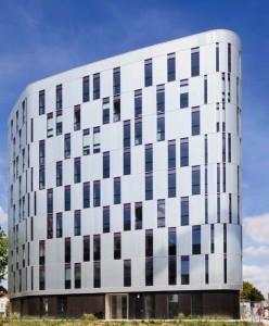 Le Marbotte Plazza : 6347 m2 que le groupe Lazard a livrés en 2012 dans la cité des Affaires explique le regain d'intérêt au centre-ville. Crédit : AS Architectes Studio, architectes.