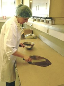 La Chocolaterie de Bourgogne mettra sur le marché sa propre gamme à l'automne prochain.