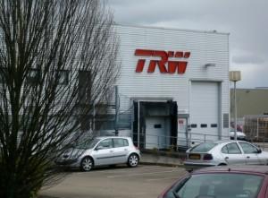 Le  site TRW de Longvic produit des valves pour directions hydrauliques et des capteurs pour directions électriques.