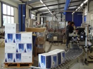 L'entreprise viticole, filiale depuis 2003 du négociant beaunois Louis Latour, vise les 5 millions d'€ de chiffre d'affaires.