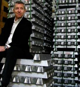 Philippe Girod, directeur de la Fonderie Thevenin, aujourd'hui filiale du groupe SAB.