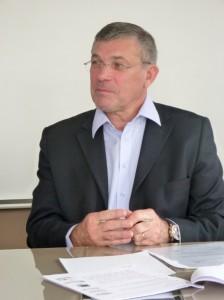 Michel Pierron, président de Proteor.