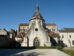Les travaux de restauration du prieuré ont bénéficié d'un fort soutien de l'Union Européenne.