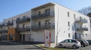 Sur l'ancien site de la Croix Rouge à Talant, un quartier intergénérationnel reproduit à Sennecey-lès-Dijon.