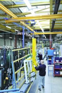 L'outil de production d'Oxxo a bénéficié de 9 millions d'€ d'investissements entre 2008 et 2012.