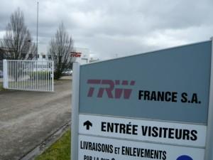 Le site TRW de Dijon compte 148 salariés à la productivité reconnue.