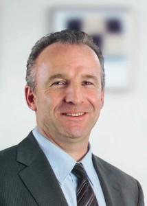 Jean-Philippe Girard, le nouveau président de l'Ania.