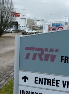 TRW Dijon produit avec 148 personnes des valves hydrauliques et des capteurs électriques pour directions de véhicules automobiles de tourisme.