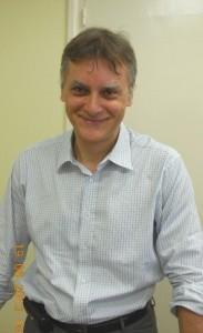 Savino Leone, président de l'Union des industries chimiques d'Alsace et directeur de l'usine Solvay-Rhodia de Chalampé (Haut-Rhin).