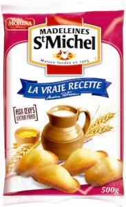 Saint Michel est le numéro un français de la madeleine.