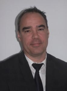 Forian Racle, directeur de l'agence Akka Technologies de Belfort.