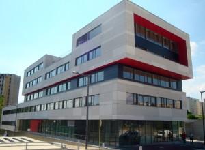 Les portes Lafayette, une réalisation Aktya-SedD : ce premier immeuble de 3 600 m2 sera suivi d'un second de 2 140 m2.