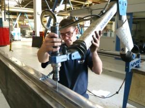 Pinette usine pas moins 50% de ses pièces pour sauvegarder son savoir-faire.