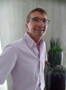 le dirigeant-fondateur Thierry Hummel.