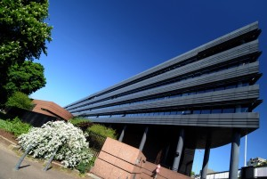 Arcom a équipé l'hôtel du département du Bas-Rhin à Strasbourg.