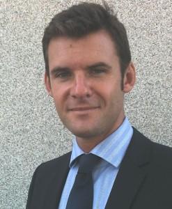 Mathieu Défresne, directeur général de Bpifrance Bourgogne.