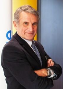 Xavier Mirepoix, nouveau président de la CCI de Côte-d'Or.