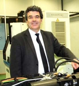 Eric Michoux, fondateur et président du Réseau Galilé.