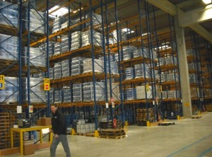 ID Logistics a investi 10 millions d'€ pour disposer de 12 000 m2 logistiques à Genlis (Côte-d'Or).