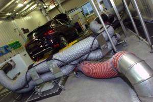 Le site de PSA de Mulhouse choisi comme centre de contrôle des émissions polluantes des véhicules fabriqués en Europe.