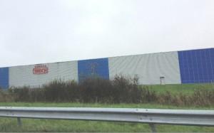 Le bâtiment du groupe Tresh que la société de e-commerce Vente-Privée acquiert à Beaune.