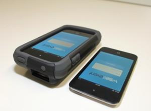 Un smartphone peut suffire au contrôle d'accès à une petite manifestation.