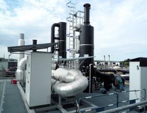 Airépur fabrique des unités de traitement de l'air. Ici chez Photowatt.