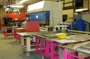 De plus en plus à l'étroit dans ses actuels locaux de la zone industrielle à Colmar, la PME recherche une réimplantation, dans le même site.