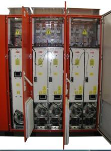 La PME de 18 salariés forme le pôle fabrication d'armoires de distribution et commande électriques d'un petit groupe suisse du même nom.