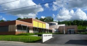 Le centre technique municipal de Mandeure. © Photos Notarnicola