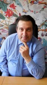 Jean-Marc Scherrer, président de Barrisol. (Photo : Christian Robischon)