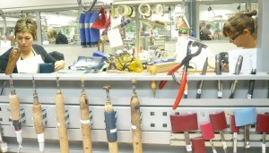 L'atelier de Seloncourt, implanté depuis 1996.