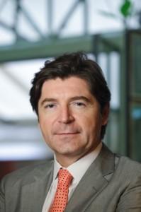 Jérôme François, président du groupe bourguignon François Frères.