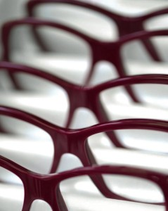 La maison Cartier s'est lancée dans les lunettes à partir de 1983.