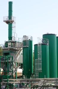 La nouvelle centrale offre une plus grande capacité de production.