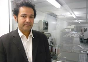 Sylvain Ballandras, président de Frecnsys