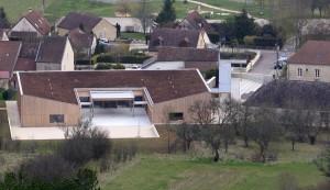 Accueil périscolaire à Mâlon (Côte-d'Or).  Photo : Nicolas Waltefaugle.