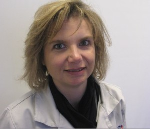 Corinne Spilios a pris les clés de l'usine PSA de Mulhouse le 18 novembre.
