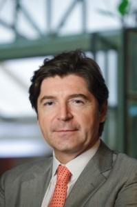 Jérôme François, président du groupe bourguignon TFF.