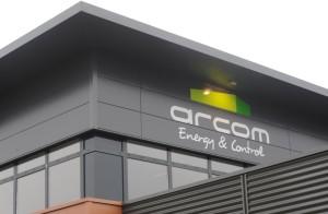 Les 1200 m2 du siège d'Arcom à La Loyère reflètent toutes les compétences du groupe.