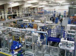 L'usine de Rouffach (Haut-Rhin) du fabricant allemand de climatiseurs automobiles.
