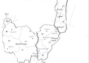 Ce que pourrait être une grande région dans l'Est.