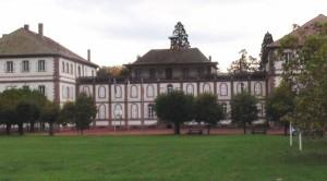 Le Centre d'entraînement pour dirigeants (Credir) de Kientzheim (Haut-Rhin).