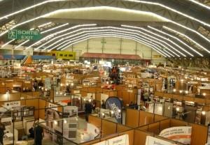 Doras a investi les 10 000 m2 du grand hall du parc des expositions de Dijon.