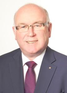 Michel Hamy, directeur général français du sidérurgiste BSW (Badische Stahlwerke).