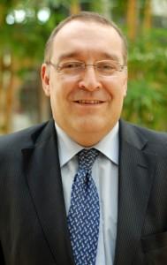 Pierre-Yves Scheer, nouveau responsable des entreprises et des collectivités territoirales la caisse d'épargne Bourgogne Franche-Comté.
